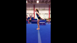 Double Leg Jump Start - Side View