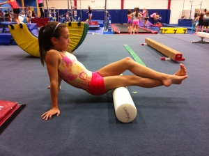 Pike Stretches In Gymnastics What Muscles You May Be