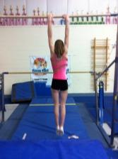 Hanging Shoulder Shrug Start