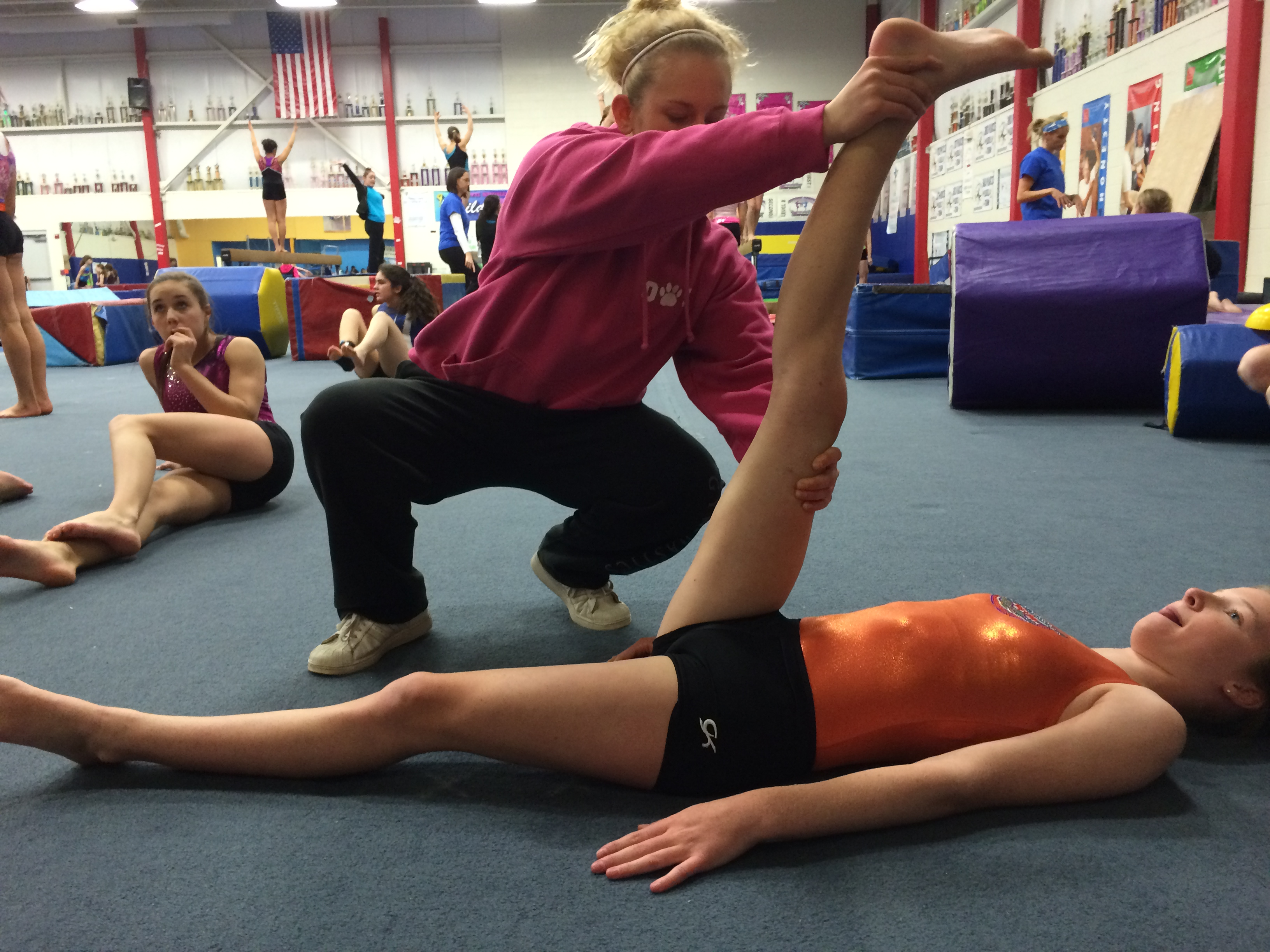 "How A Gymnast's ""Tight Hamstrings"" Can Really Be a Core ..."